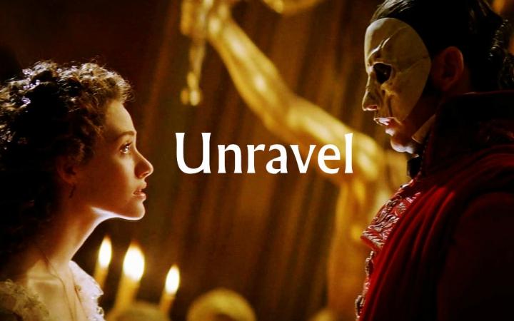 【歌劇魅影】Unravel_嗶哩嗶哩 (゜-゜)つロ 干杯~-bilibili