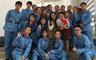 柳州高中高新校区校舞蹈队2017——2019年舞蹈集锦
