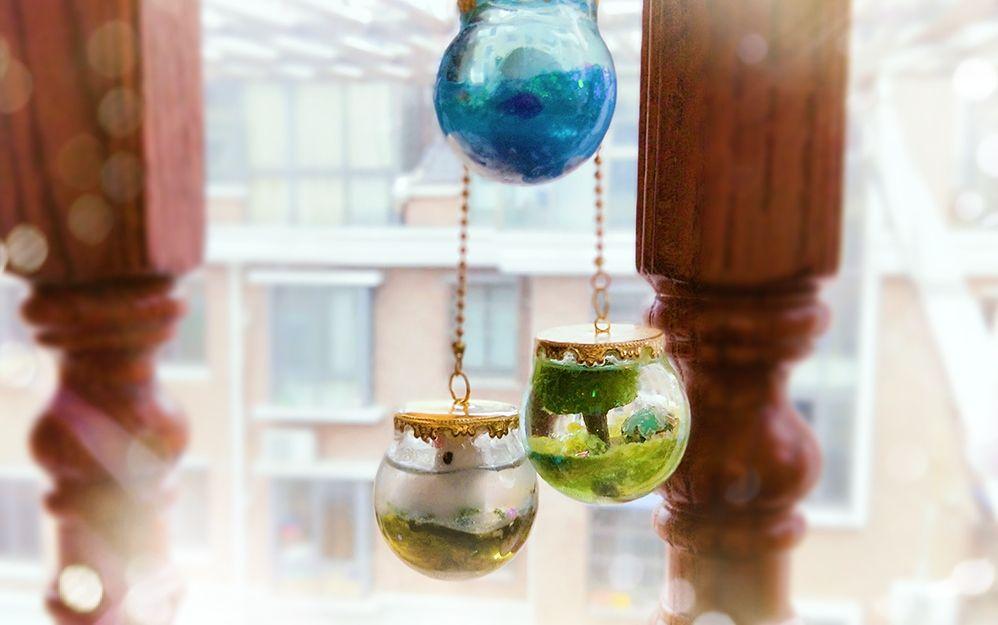 【水晶滴膠】三千琉璃夢_嗶哩嗶哩 (゜-゜)つロ 干杯~-bilibili