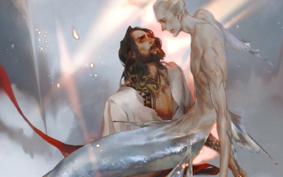 【板繪】是深海魚呀(medibang)_嗶哩嗶哩 (゜-゜)つロ 干杯~-bilibili