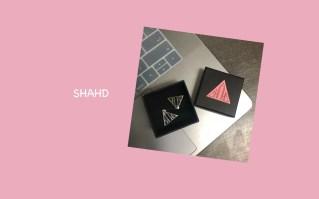 【粉红粉红的一天】耳钉的介绍视频 还有logo的简单含义.谢谢大家喜欢~同步存档~