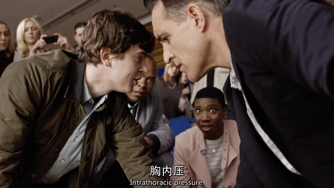 《良醫/The Good Doctor》第一季第1集_嗶哩嗶哩 (゜-゜)つロ 干杯~-bilibili