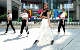 【成都.创舞舞蹈.韩舞K-pop】人气女团Blackpink~粉墨~超火舞蹈《Ddu-du Ddu-du》~外景篇~
