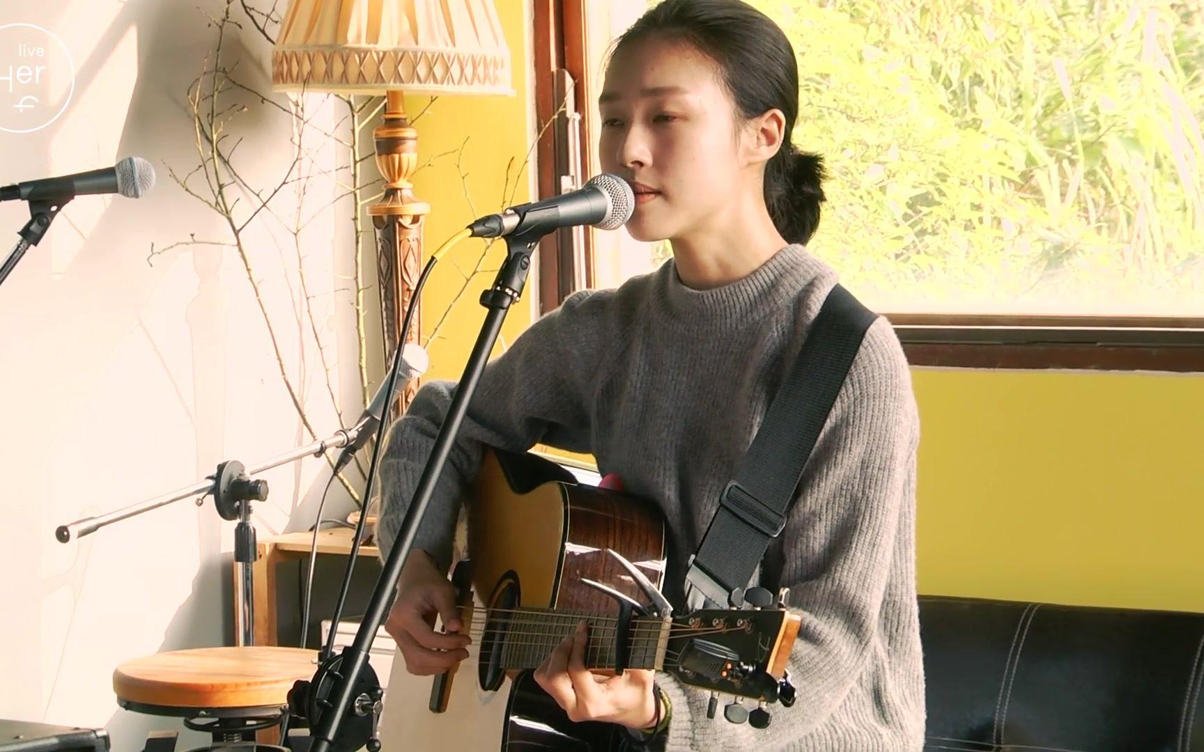 【蔡依玲(from 淺堤)】怪手(Her live)_嗶哩嗶哩 (゜-゜)つロ 干杯~-bilibili