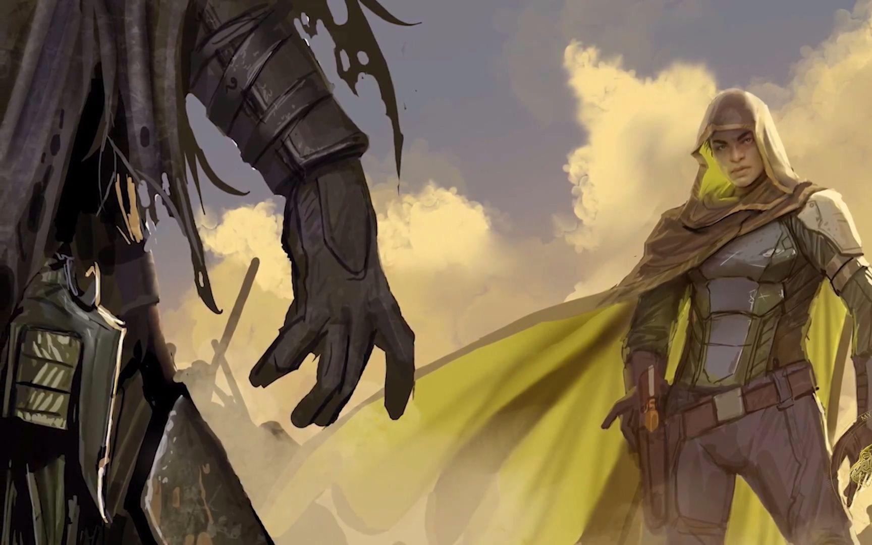 Destiny Lore - The Last Word & Thorn. 遺言&荊棘的故事.(英語中字) - 感謝班長提供字幕_嗶哩嗶哩 (゜-゜)つロ 干杯~-bilibili