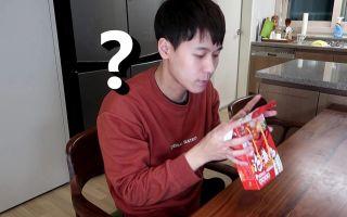 第一次吃中国泡菜的食后感!韩国人吃中国泡菜是什么感觉?