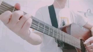 经典歌曲《等一分钟》吉他弹唱 cover徐誉滕