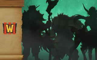 【魔兽争霸】暗夜精灵独立英雄模型/各单位细节展示