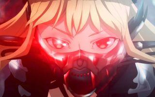 PS4噬血代码登陆动画(1080P60F)