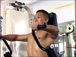 健身房器械使用指导