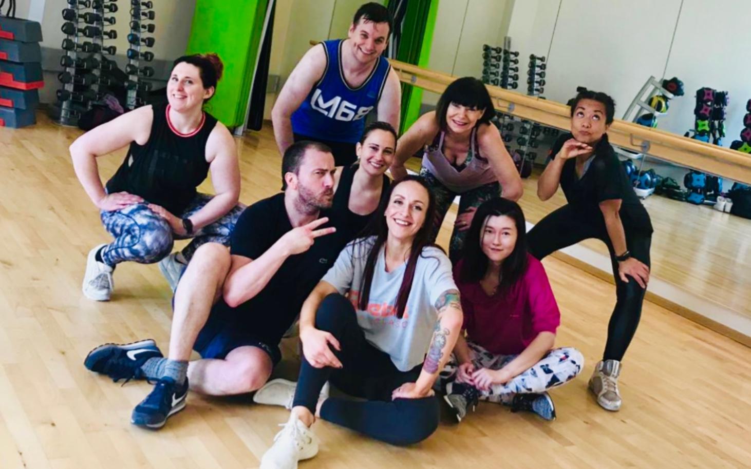 英國萊美有氧舞蹈Bodyjam89培訓 | 英文視頻中文字幕_嗶哩嗶哩 (゜-゜)つロ 干杯~-bilibili
