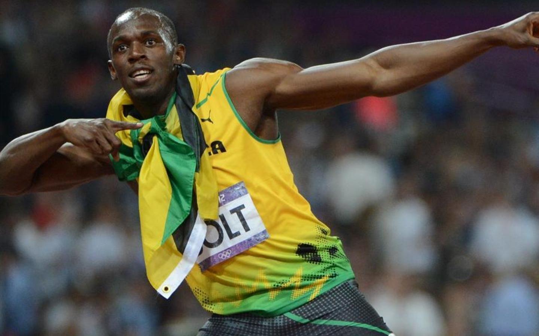 讓我們重溫一下博爾特9.58一百米世界紀錄的誕生_嗶哩嗶哩 (゜-゜)つロ 干杯~-bilibili