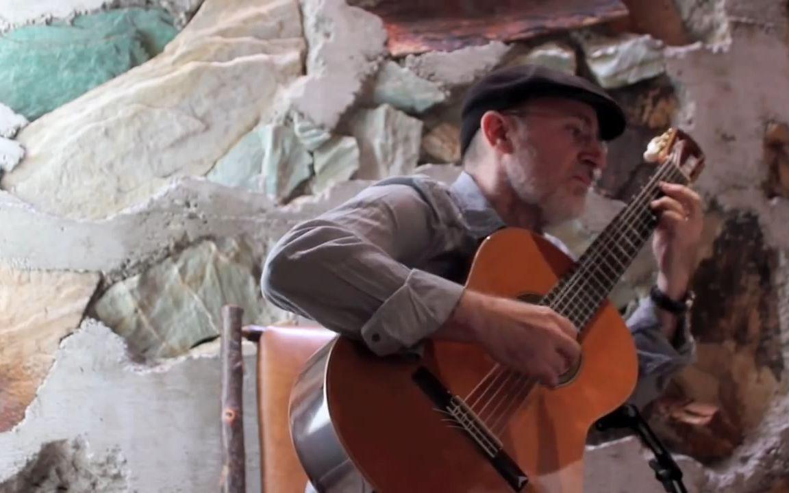 古典吉他大師Michael Lucarelli獨奏 英文老歌Love Story_嗶哩嗶哩 (゜-゜)つロ 干杯~-bilibili