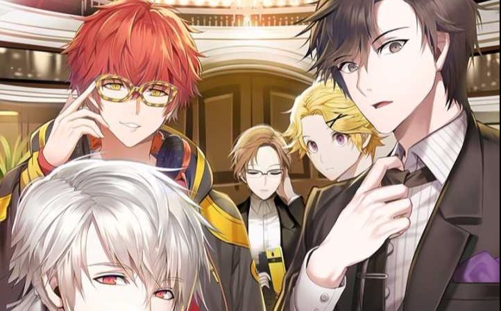 All Anime Characters Wallpaper 【完】【mystic Messenger】神秘信使 Day1 哔哩哔哩 ゜ ゜ つロ 干杯 Bilibili