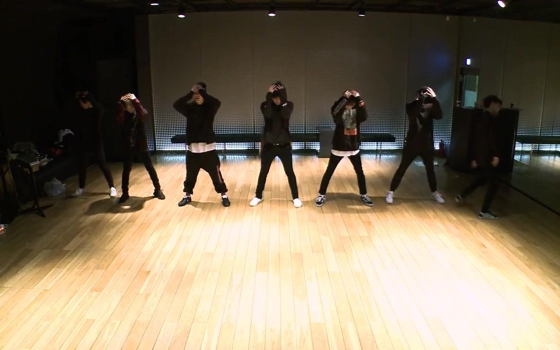 【iKON】【練習室舞蹈】LOVE SCENARIO DANCE PRACTICE VIDEO_嗶哩嗶哩 (゜-゜)つロ 干杯~-bilibili
