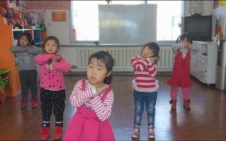 幼教小课堂,幼儿舞蹈《快乐星猫》,家长可以让小朋友跟着练练!