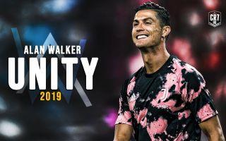 Cristiano Ronaldo • Alan Walker - Unity 2019  Skills & Goals  HD