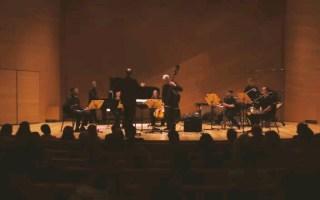 【梁雷】微光,为低音提琴和室内乐团 Luminous, for ContraBass and Ensemble