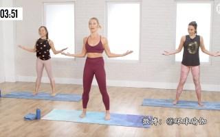 4-Minute No-Equipment Arm Dancing Workout 手臂塑形训练