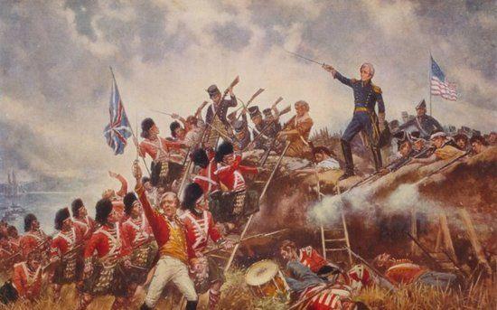 美國獨立戰爭-愛學網