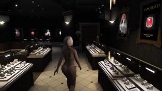 GTA5最强画质---REDUX1 6结合NVR原版画质电影• 52movs com