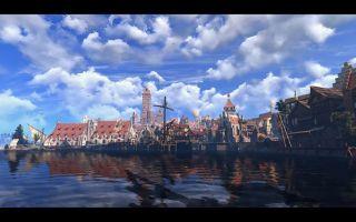 【4K 60FPS】巫师3-极致画质-唯美的魔幻世界 -身临其境的游戏体验-GRAPHIC MODS