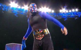 【WWE2K19】【Dream Match】Jeff_Hardy_July,3rd,2018 VS Christian