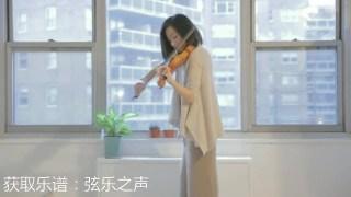 林海音/Jenny Yun小提琴演奏电影《我的少女时代》ost《小幸运》