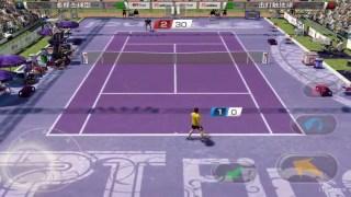 【年终总决赛final 】VR网球 艰难逆转德约科维奇