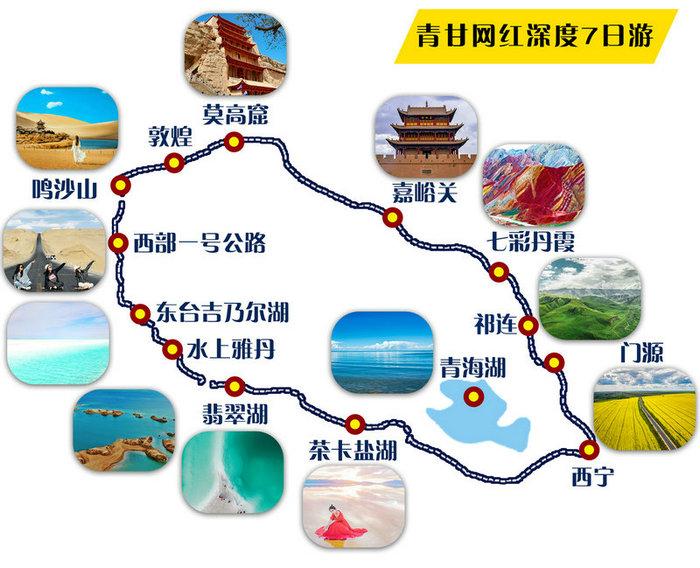 青海湖茶卡盐湖旅游攻略,怎么游玩最省钱?玩的开心舒服-小柚妹站
