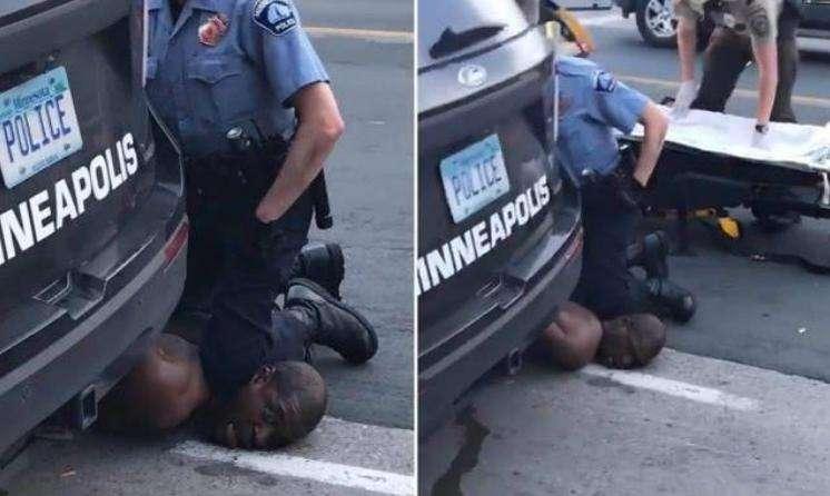 對美國黑人遭白人警察暴力執法而死引發暴亂的看法 - 嗶哩嗶哩