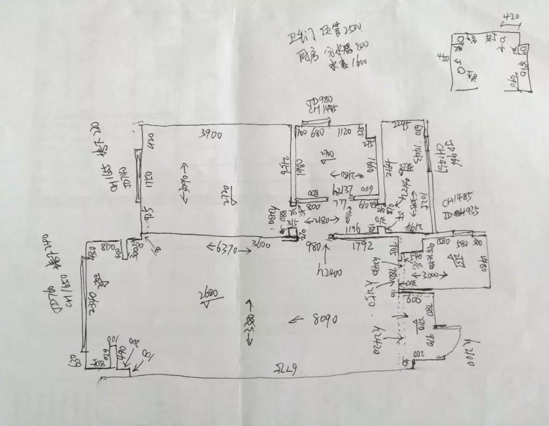 室内设计:从第一步开始教你做小户型的平面方案,不信你不会!附顶级大师方案1000套-小柚妹站