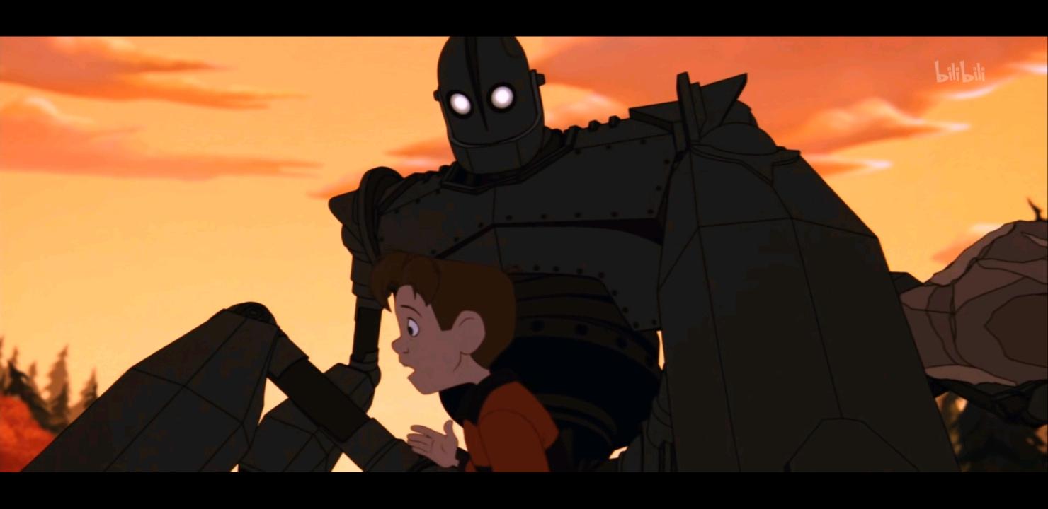 《鋼鐵巨人》--君可謂滄海遺珠矣&簡評被時代埋沒之作 - 嗶哩嗶哩