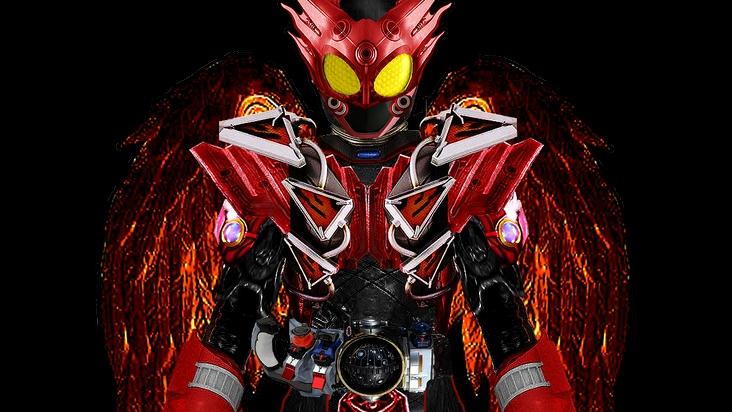 《假面騎士Fourze》(半)原創反派騎士:假面騎士Icarus - 嗶哩嗶哩