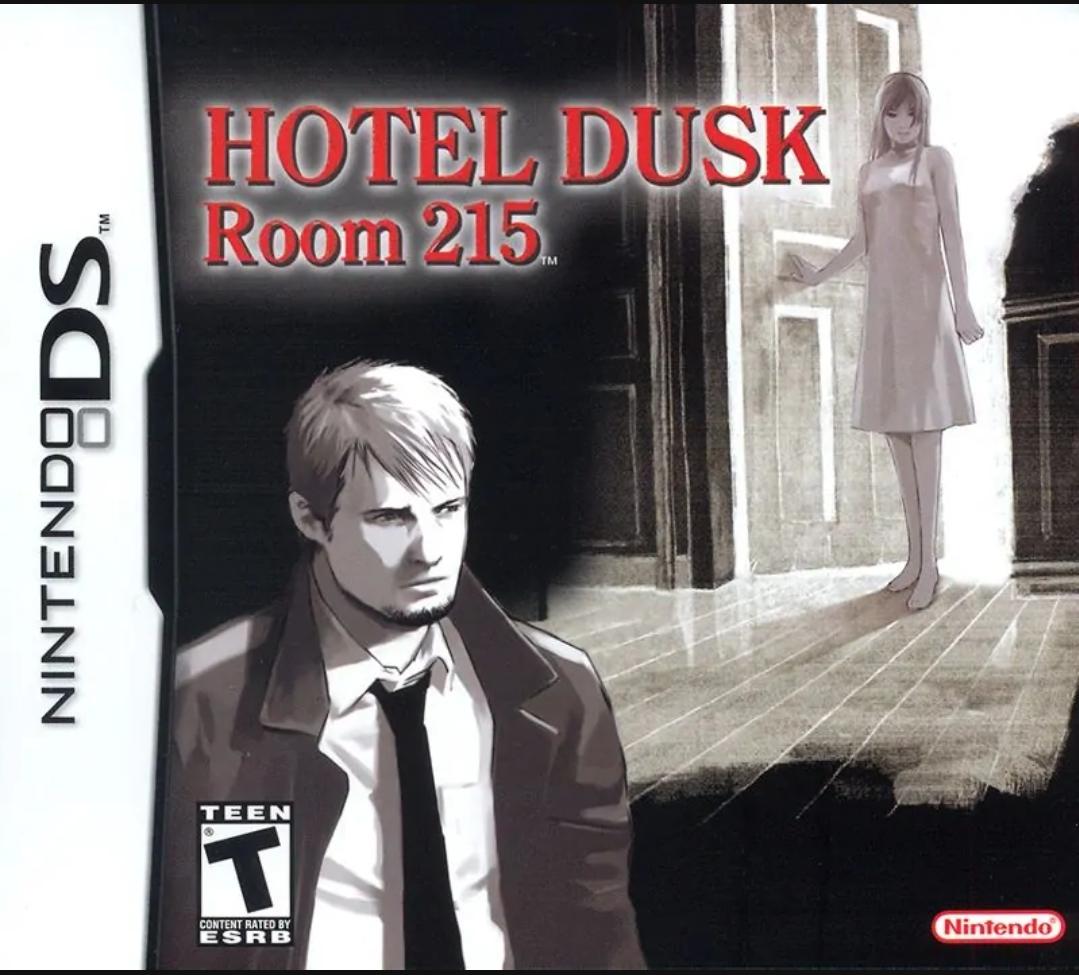 [评测]《黄昏旅馆》Hotel Dusk Room 215-小柚妹站