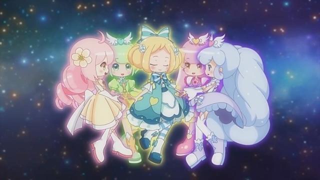 小花仙第四季:五位主角长大后形象对比,安安很美丽,淑馨很蠢萌-小柚妹站