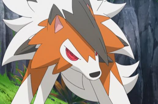 《寶可夢》最特殊的黃昏形態鬃巖狼人。是形態中綜合能力最強的? - 嗶哩嗶哩
