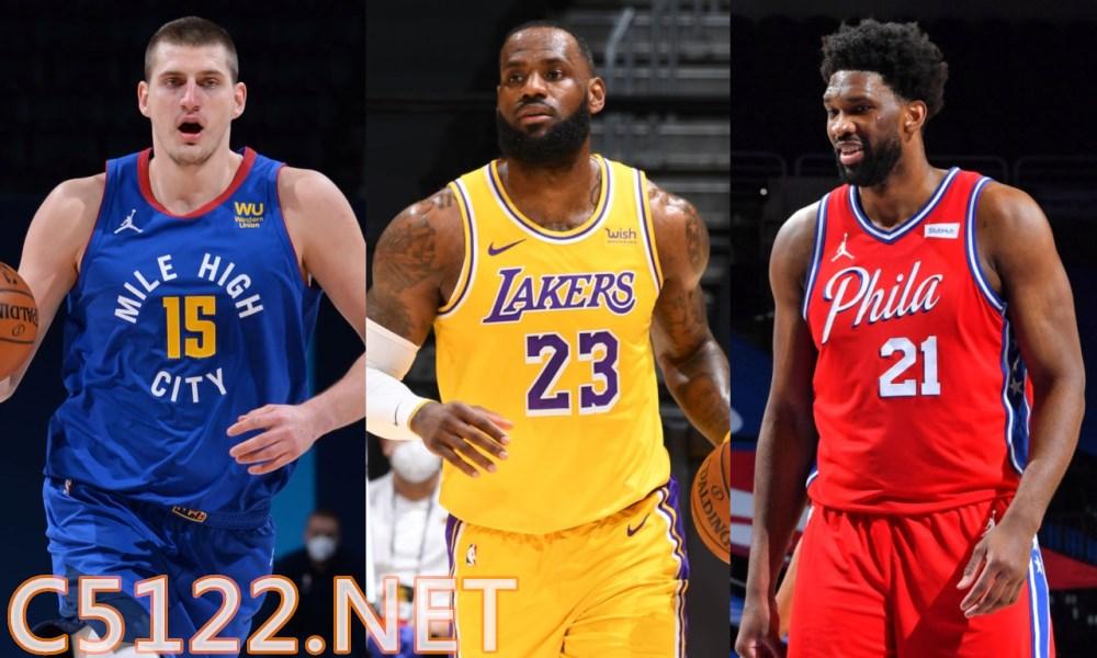 最新NBA官方MVP排行榜 伤退詹姆斯掉到第四名!最新玩体育地只C51㍮NEㄒ-小柚妹站
