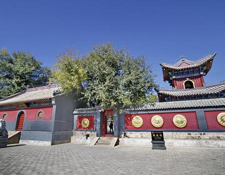 「赤峰翁牛特」一座梵宗寺,一段历史穿越-小柚妹站