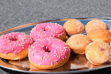 免費圖片: 油炸, 面包店, 柏林, 生產, 食品, 貝克, 糕點   Hippopx