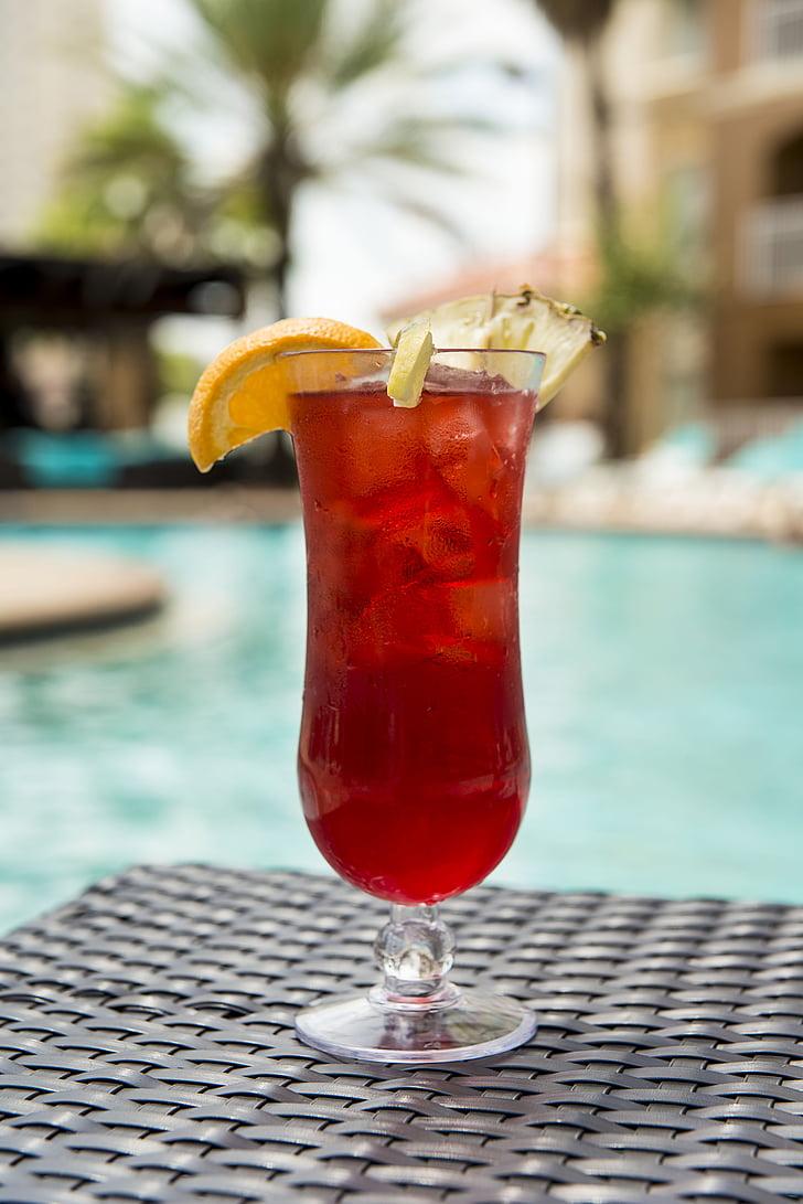 免費圖片: 雞尾酒, 飲料, 池畔, 酒精, 酒吧, 玻璃, 飲料   Hippopx