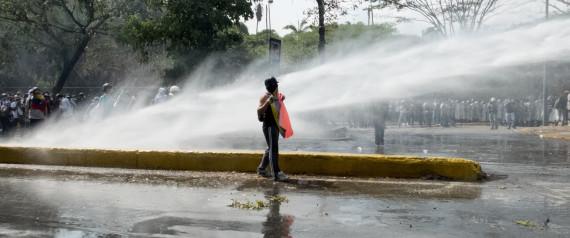 VENEZUELA WATER