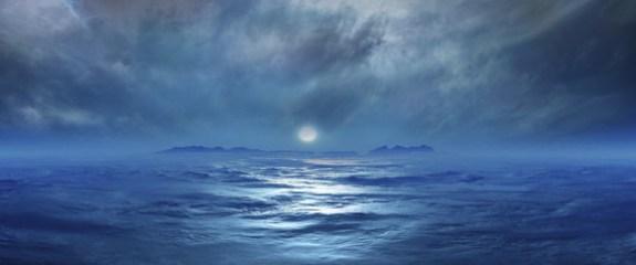"""""""Super-Terras"""" podem ter oceanos, que são elementos chave para vida extraterrestre 1"""