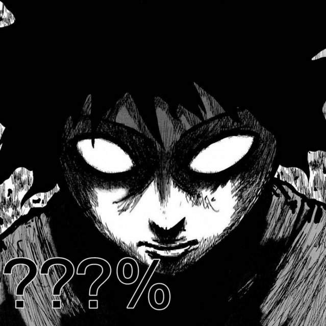 Black Notch Iphone X Wallpaper Mob Psycho 100 Know Your Meme