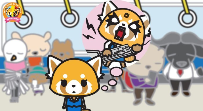 Cute Zootopia Wallpaper Phone Aggretsuko Image Gallery Know Your Meme