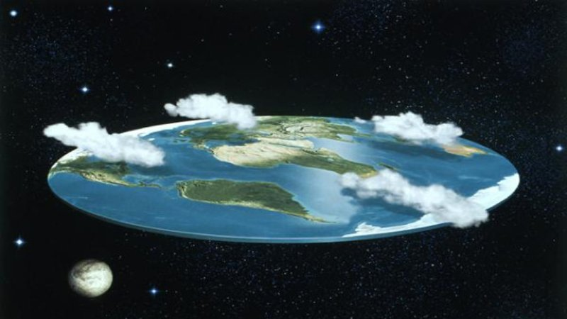 Image result for flat earthers