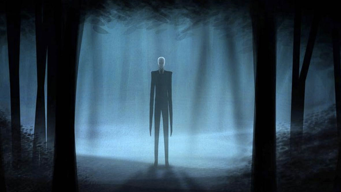 Image result for slender man