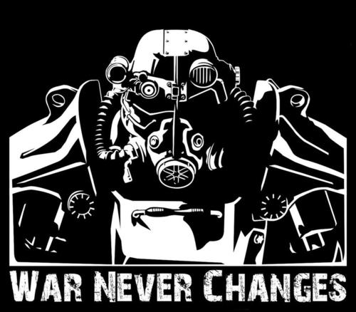 Image result for War war never changes