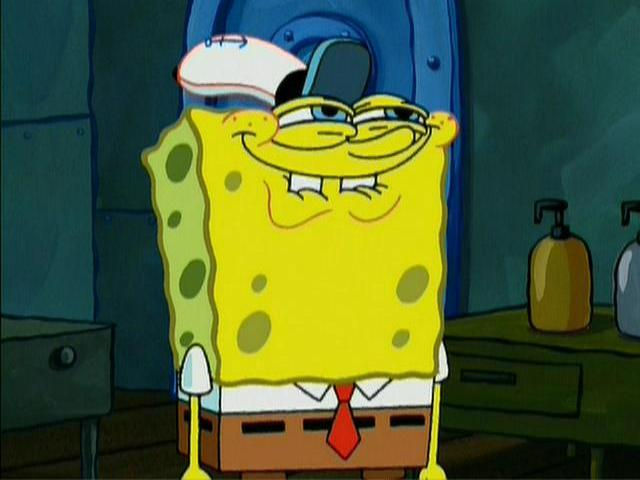 Image result for you like krabby patties don't you squidward