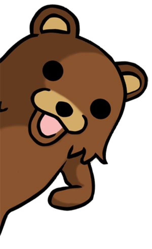 Image result for pedo bear